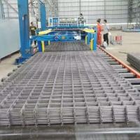 全能型数控钢筋焊接网生产线