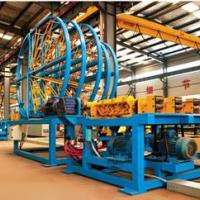 数控钢筋桁架焊接生产线