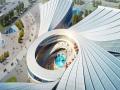 金湖县城南低碳生态新城文化艺术中心项目