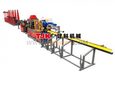 数控全自动钢筋桁架焊接生产线