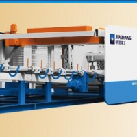 全自动钢筋网焊接生产线