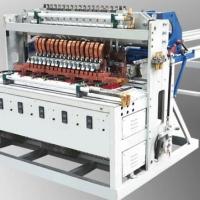 简易式仓储笼网焊机