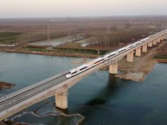全线应用CRB600H钢筋的连徐高铁顺利通车