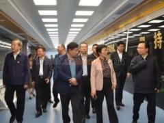 河南省科技厅党组书记王忠梅一行调研复星合力
